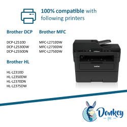 Impresoras compatibles DR2400
