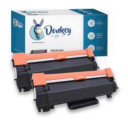 Donkey pc - 2 x TN2420 TN-2420 Compatible Brother